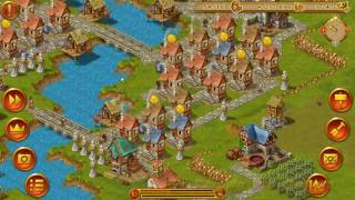 Townsmen How to level up fast and make lots of gold
