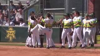 Arkansas Tech Softball vs. Harding (04/18/18) - Highlights