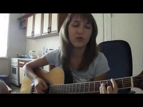 видео: Почему ты? (Гости из будущего) кавер на гитаре