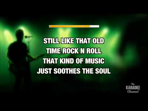 """Old Time Rock & Roll in the Style of """"Bob Seger & The Silver Bullet Band"""" (no lead vocal)"""