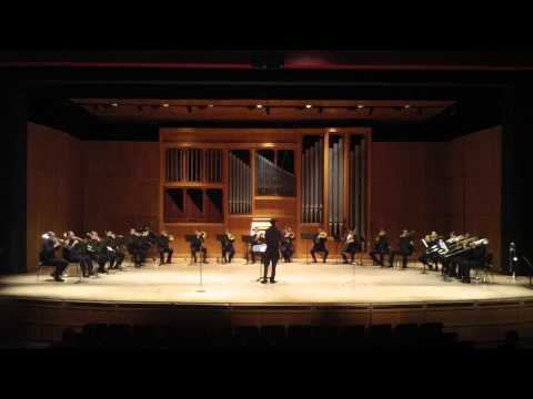 A Song for Japan  Florida State University Trombone Choir