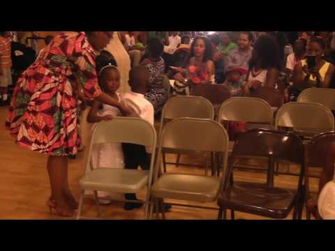 The Next President Speaks.The Garvey School Graduation 6- 23- 2016