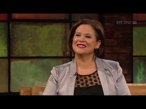Mary Lou declares an entente cordiale with the Taoiseach | The Late Late Show | RTÉ One