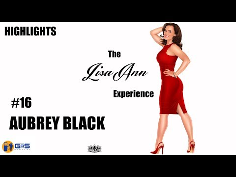 Donating To Charity - Aubrey Black - The Lisa Ann Experience #16 Highlight