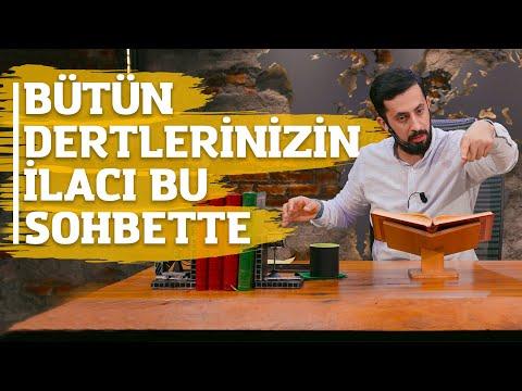 Bütün Dertlerinizin İlacı Bu Sohbette - Mehmet Yıldız