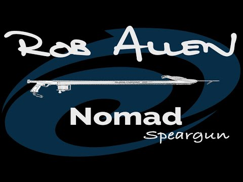 Rob Allen Nomad Speargun