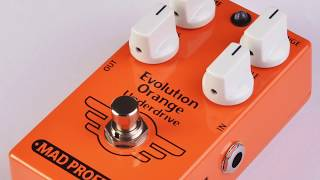 Mad Professor Evolution Orange Underdrive demo by Marko Karhu