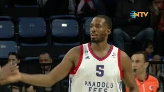 Basketbol Süper Ligi 26. Hafta: Anadolu Efes - İstanbul BBSK