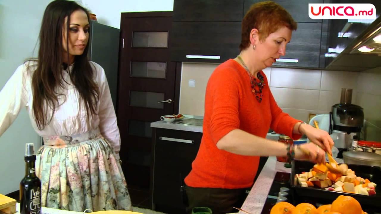 Discuta cu Galina - Orez cu legume la cuptor! | unica.md