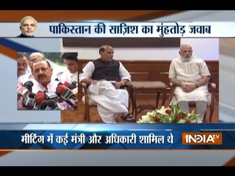 PM Modi appeals for peace in Jammu and Kashmir