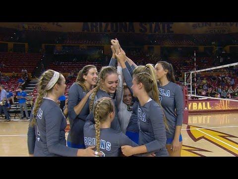 Recap: No. 9 UCLA women