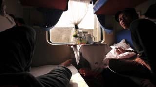 Tibetan Plateau Train Ride (Journey To The West 2011)