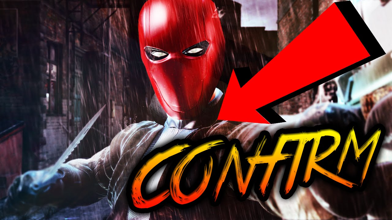 Injustice 2: Red Hood Confirm?!? - News! - YouTube