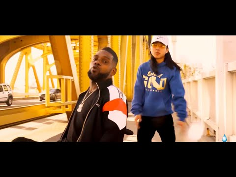 Смотреть клип Keak Da Sneak Ft. Aaron Le - Girl I'm The Man