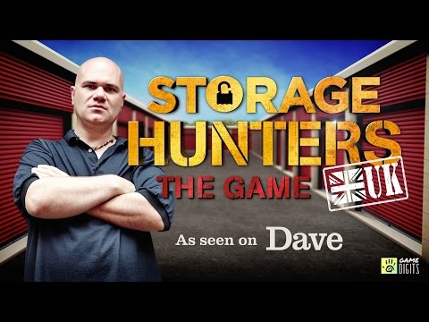 Storage Hunters UK: The Game - Official Trailer