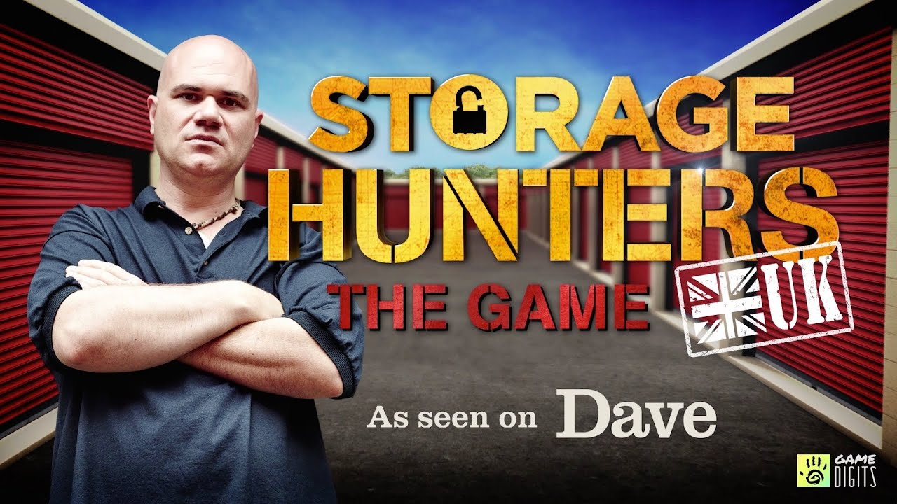 Storage Hunters Game