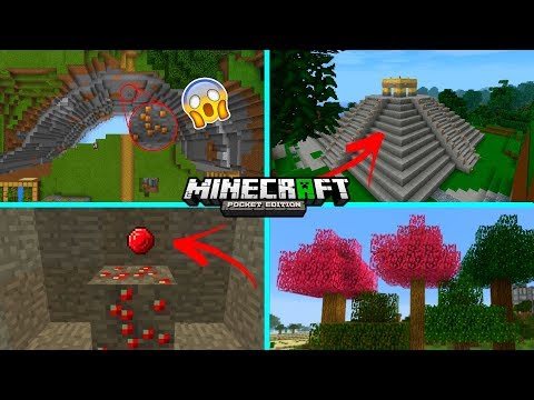 La Seed Mas Super Epica Para Minecraft Pe
