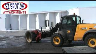 Video still for EZ Spot UR Attachments - Rock and Tree Hand Sandblasting