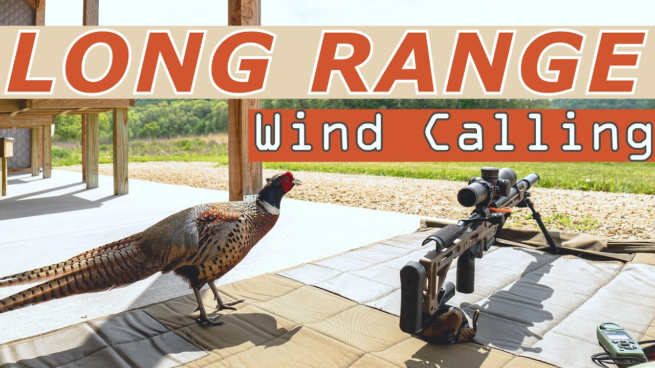 How to Read and Call Wind for Long Range Shooting | Gould Brothers
