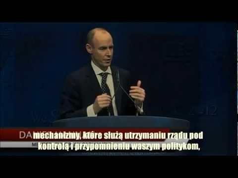 CPAC 2012 - Daniel Hannan MEP (polskie napisy)