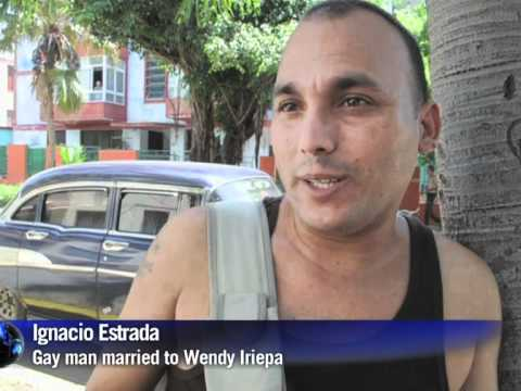 Cuba's First Ever 'gay' Wedding Celebrated