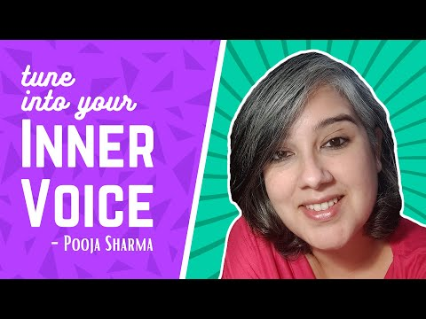 🙋♀️ Tune into your Inner Voice | Dabung Girl Talk by Pooja Sharma | Motivational
