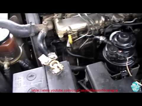 Cómo diagnosticar un Toyota Hilux que no arranca (2ª parte)