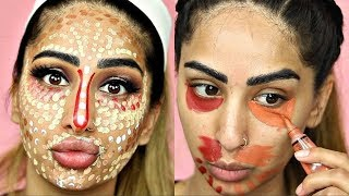 Amazing 12 Makeup Transformations Tutorials August 2018 by MUA DIY