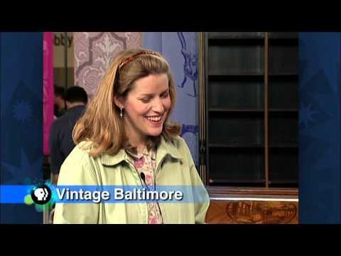 Antiques Roadshow: Vintage Baltimore