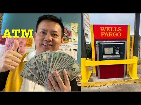 Hướng Dẫn sử dụng thẻ ATM ở Mỹ