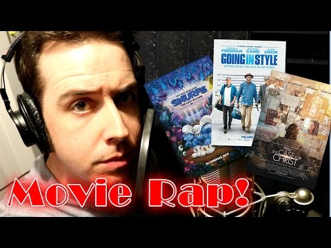 Movie Rap - 04/07/17 - Smurfs: The Lost Village, Going In Style, The Case For Christ