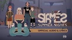 "SIAMÉS ""Summer Nights"" [Audio & Lyrics]"