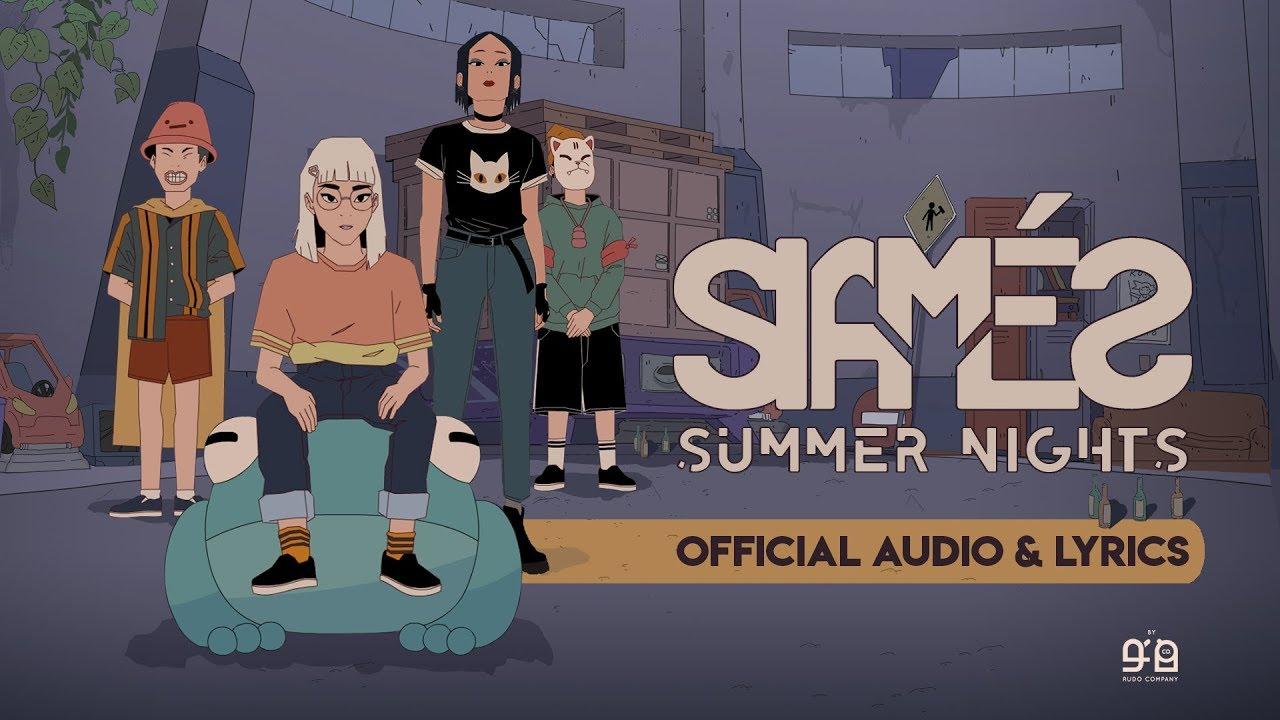 | Organización FxZ | SIAMES Summer Nights - Letra