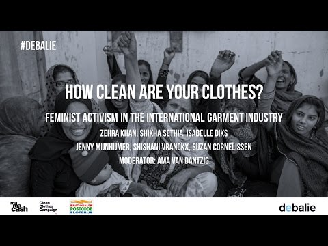 How clean are your clothes? Feminist activism in the international garment industry