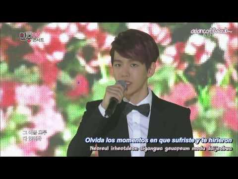 EXO - Paradise (BOF) [Sub Español + Hangul + Rom]