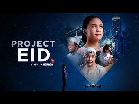 Real World Drone Technology That Inspired Our Raya Festive Film: Project Eid