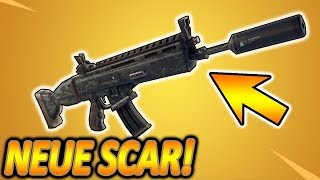 GLEICH NEUE SCHALLGEDÄMPFTE SCAR!🔥😍 | HIGH STAKES EVENT & WILDCARD SKIN | Fortnite Battle Royale