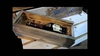 видео Упаковка для алкоголя | Пластиковая упаковка для алкогольной продукции | Фелица