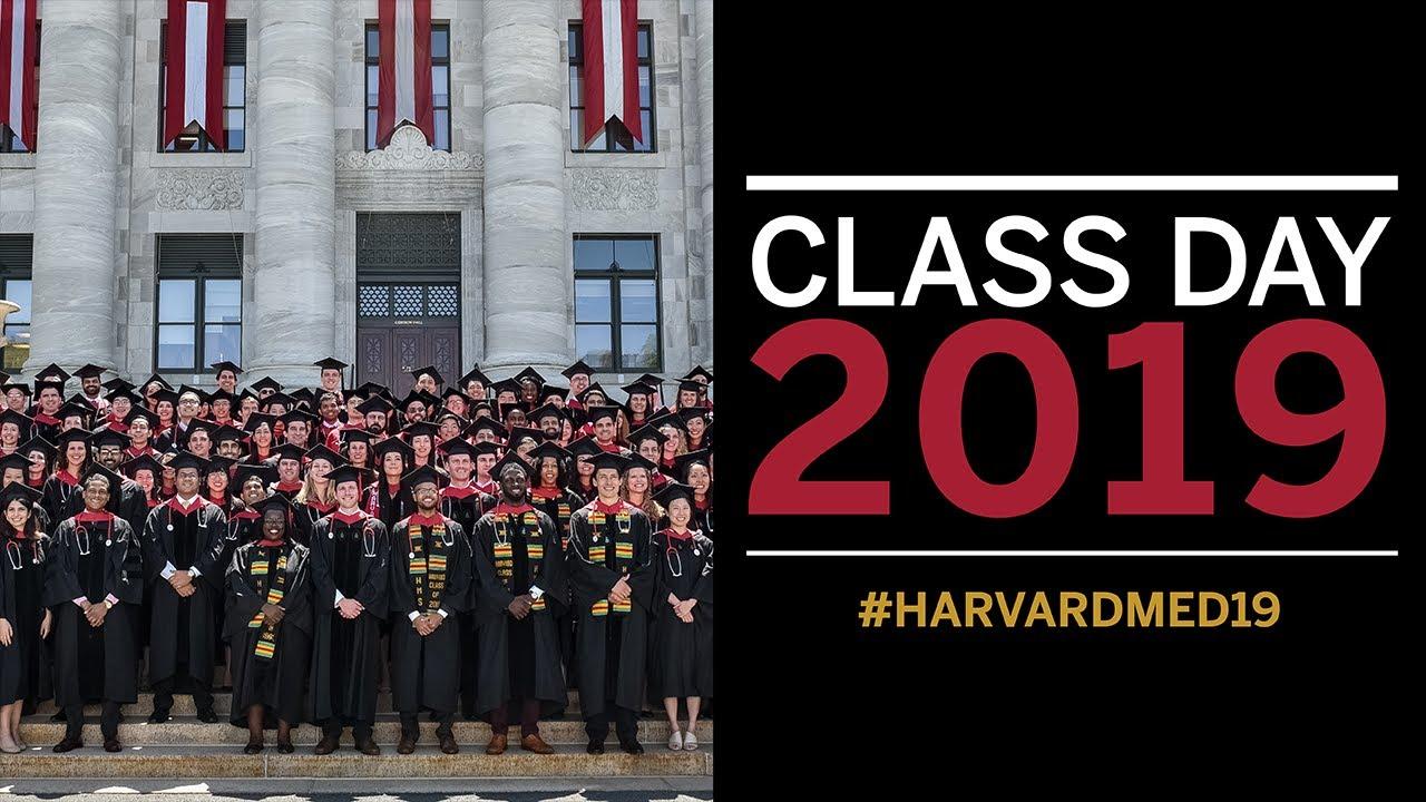 Graduation 2019   Harvard Medical School