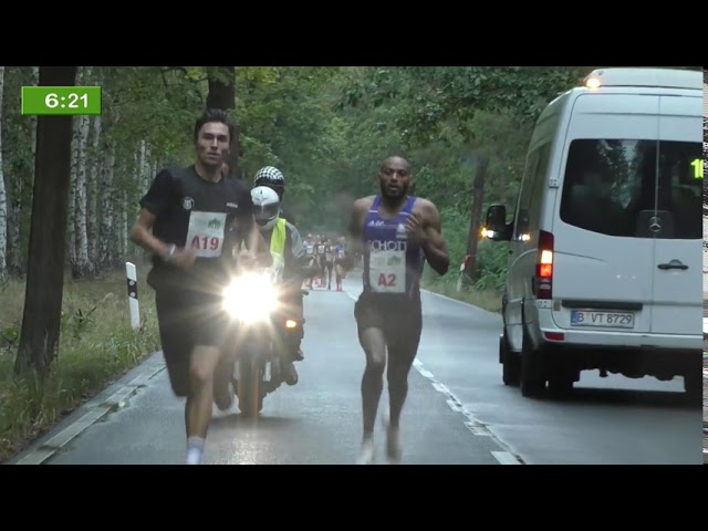 Berlin 10K Invitational II on September 26, 2020  -  Women´s Elite Race
