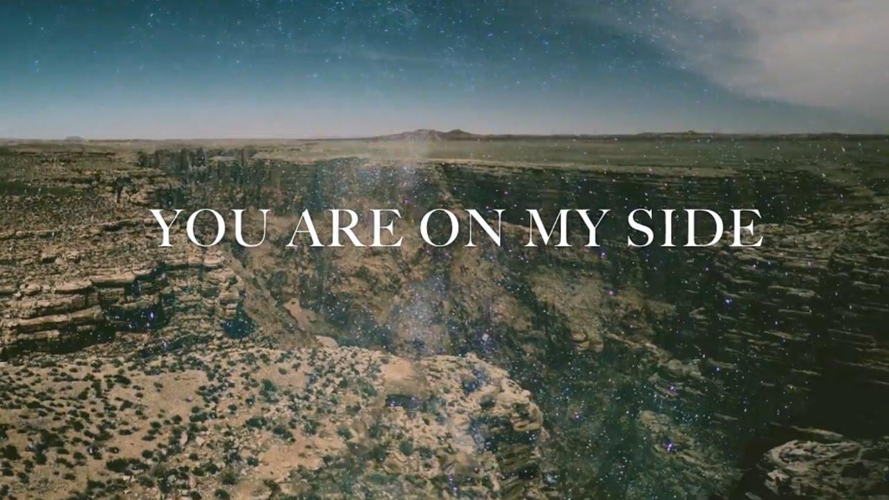 Kim Walker-Smith - On My Side (Lyric Video)