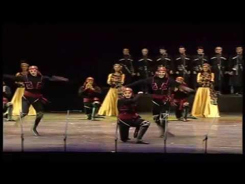 Ensemble Rustavi - Dance Acharuli