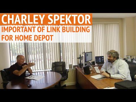 Charley Spektor On Importance Of Link Building For Home Depot : Vlog #139 - YouTube