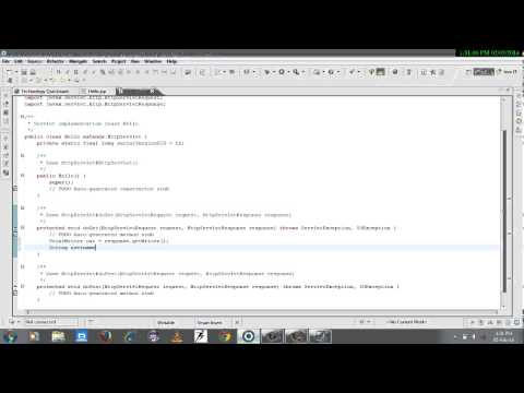 IBM rational development tutorial 1