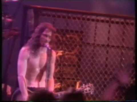 SOUNDGARDEN - Jesus christ pose (Live)