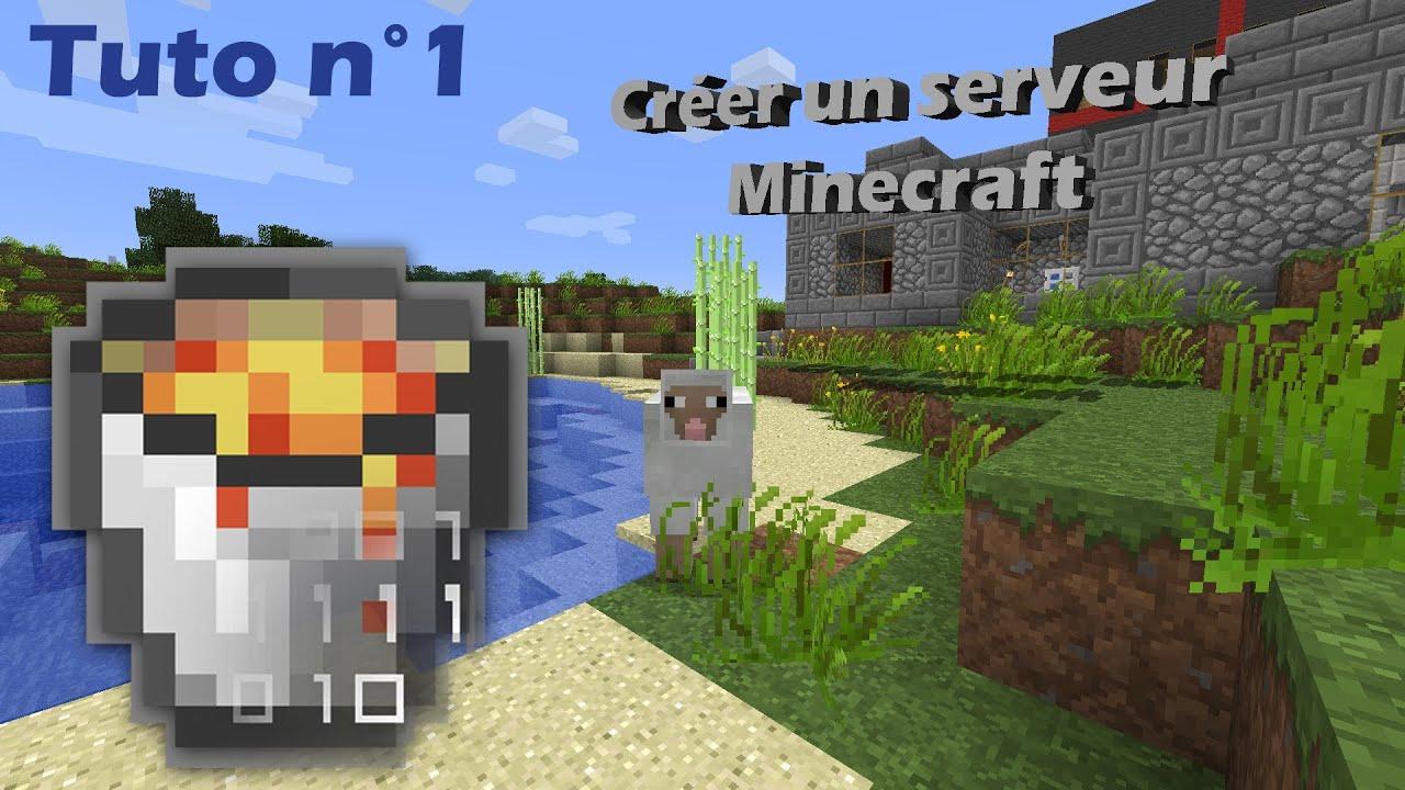Tuto n 1 comment cr er un serveur minecraft 1 5 2 sans hamachi youtube - Comment creer un chateau dans minecraft ...