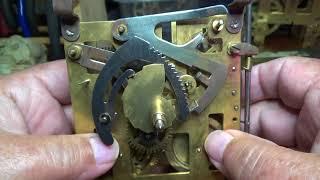 Repair of an 8 day Hubert Herr Cuckoo Clock for Francis