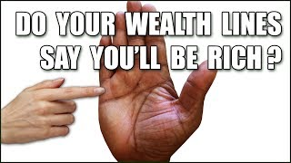 Syncing 3 Wealth Lines to See the Big Picture || Palm Reading Palmistry