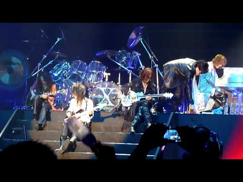 X Japan - Endless Rain (Live in Seoul 2011)