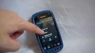 Kyocera TORQUE E6710 Reboot Time